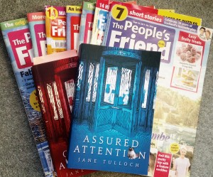 books and mags